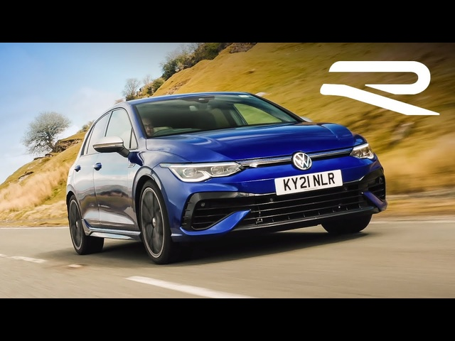 NEW Volkswagen Golf R: Road Review | Carfection 4K