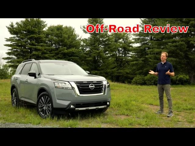 2022 Nissan Pathfinder | Finding Muddier Paths