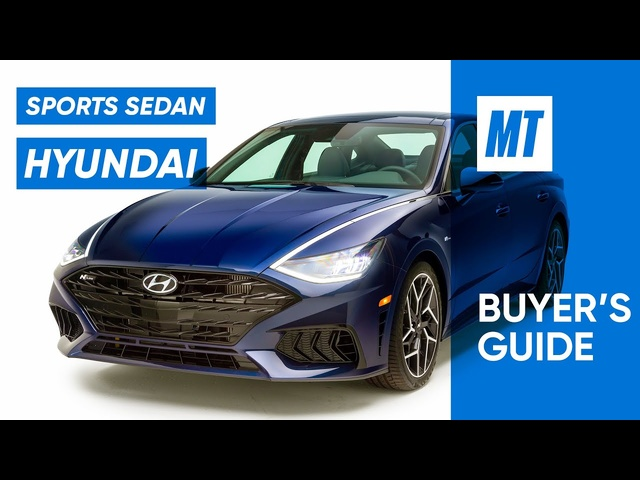 """""""Better than an Accord?"""" 2021 Hyundai Sonata N Line REVIEW 