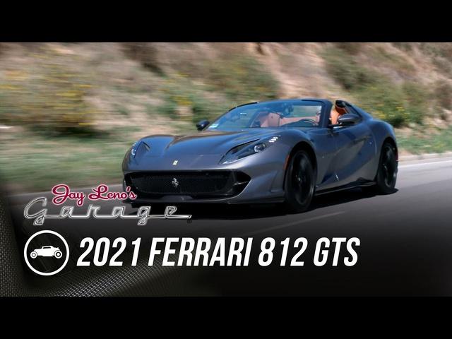 2021 Ferrari 812 GTS -Jay Leno's Garage
