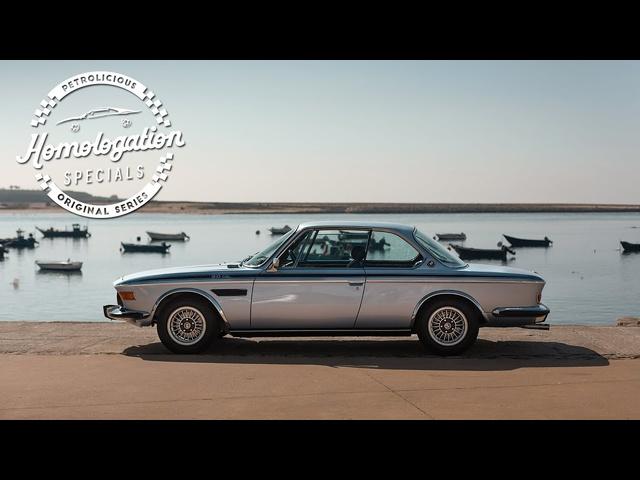 Homologation Specials: 1972 <em>BMW</em> 3.0 CSL