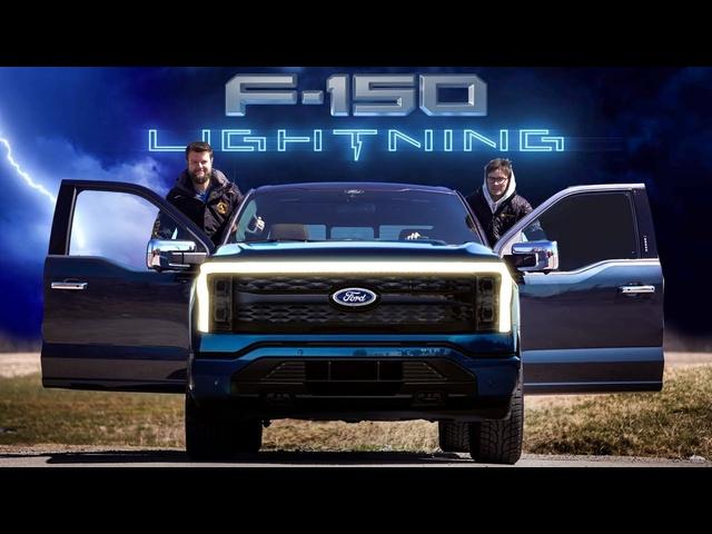 2022 Ford F-150 Lightning LIVE!!