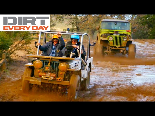 Jeep vs Jeep! Mint 400! Best Races from Dirt Every Day | MotorTrend