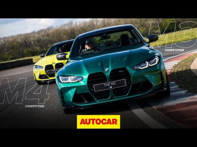 Advertising Feature | The <em>BMW</em> M3 and M4: on-track with Colin Turkington and Paul O'Neill