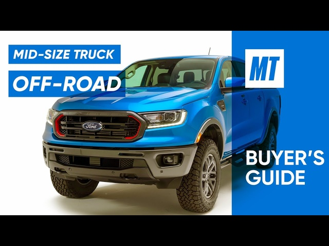 Off-Road Ford Truck! 2021 Ford Ranger Tremor REVIEW | MotorTrend Buyer's Guide