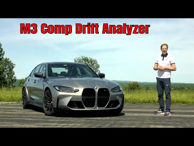 2021 <em>BMW</em> M3 Competition | The Ultimate Handling Machine