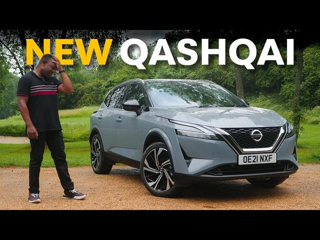 New 2022 <em>Nissan</em> Qashqai Review: Still The Daddy?