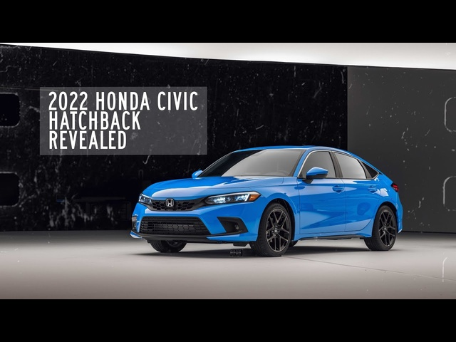 2022 Honda Civic Hatchback Looks Great and Offers aManual