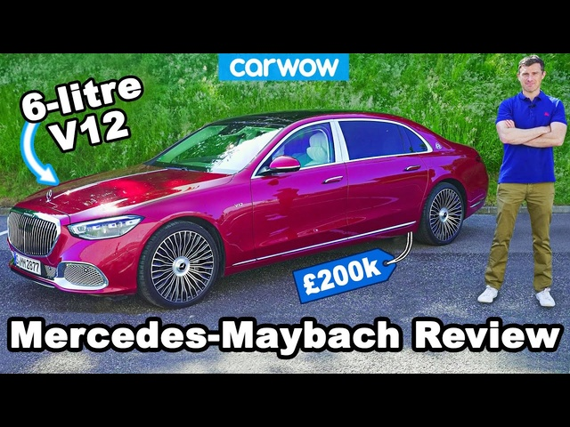 <em>Mercedes</em>-Maybach S680 review -the most luxurious car in the world?