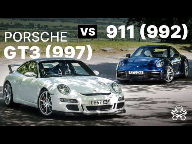 <em>Porsche</em> 911 GT3 (997) vs. 911 Carrera S (992)   PistonHeads