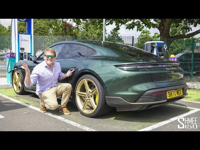 THE SURPRISING COSTS OF AN EV! My <em>Porsche</em> Taycan Experience So Far