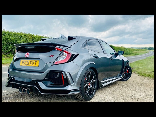 2021 Honda Civic Type-R Sport line review. Is this the practical alternative to the GR Yaris?