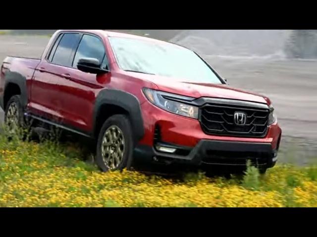 2021 Honda Ridgeline Sport | HPD to the Rescue?
