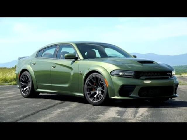 2021 Dodge Charger SRT Hellcat Redeye   Satan's Sled