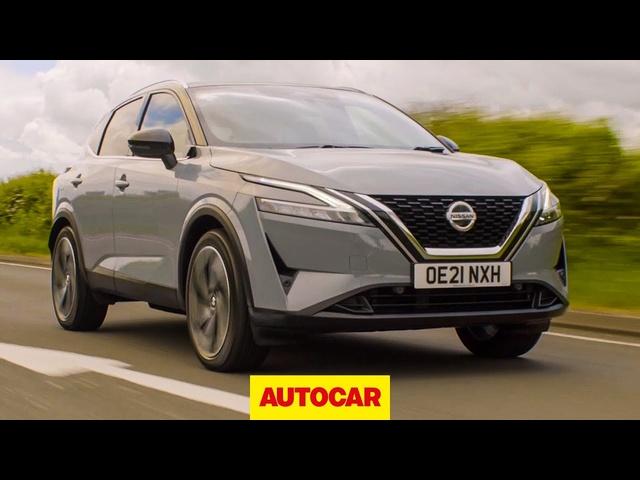 New <em>Nissan</em> Qashqai 2021 review | Britain's most important car? | Autocar