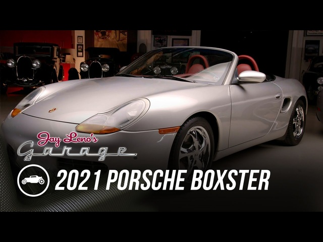 25 Years of <em>Porsche</em> Boxster -Jay Leno's Garage
