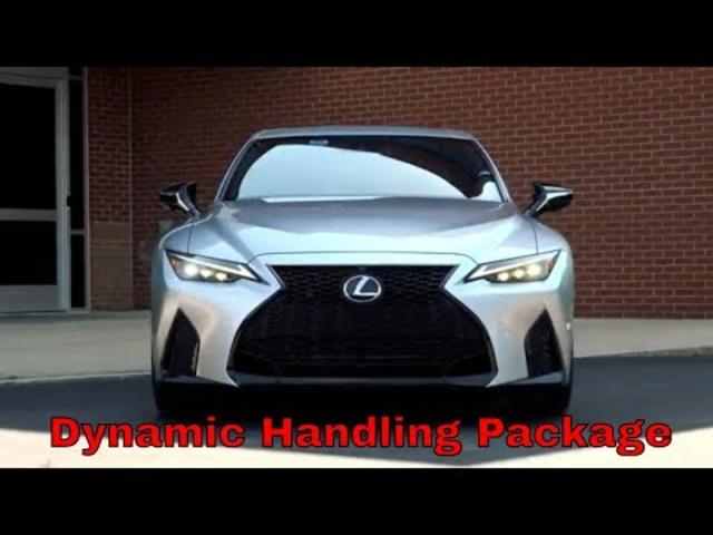 2021 Lexus IS 350 F SPORT | Shortcut to Success