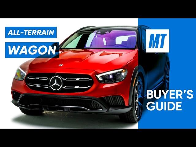 All-Terrain Wagon! 21 Mercedes-Benz E450 REVIEW | MotorTrend Buyer's Guide