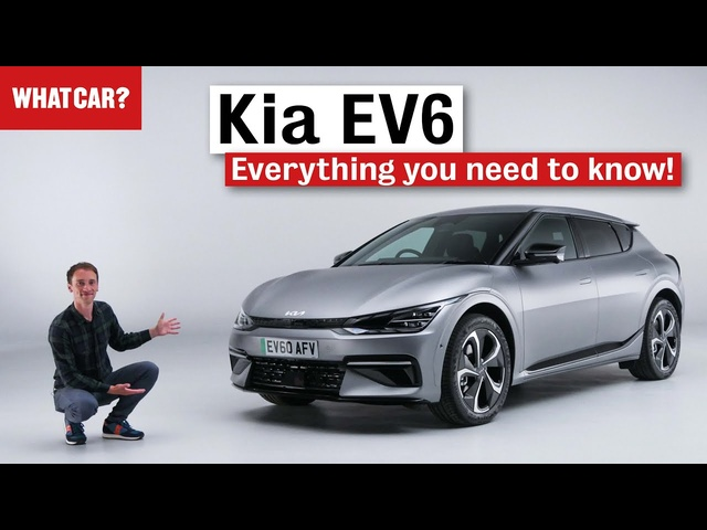 2021 Kia EV6 walkaround – best new electric car? | What Car?