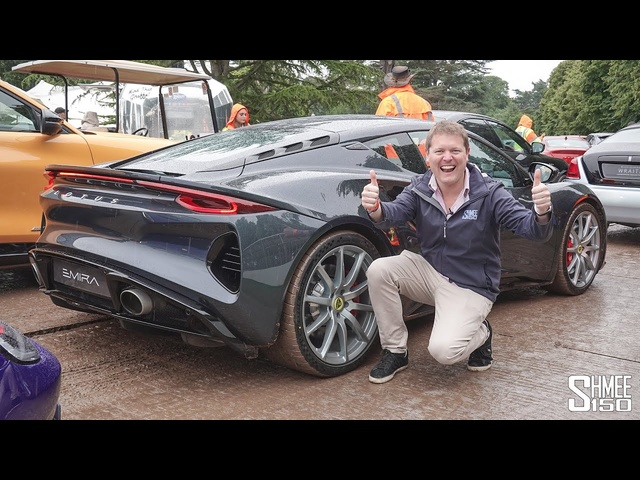 I'm BUYING aLotus Emira! Exclusive Drive with Jenson Button