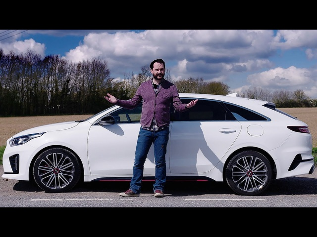 Kia Proceed GT: Road Review | Carfection 4K