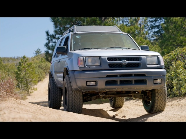 <em>Nissan</em> Xterra Off-Road Upgrades! MotorTrend x General Tire Home Delivery Ep 1