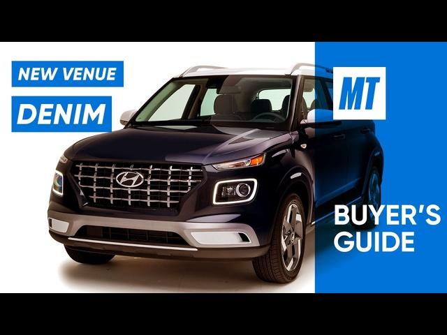 New Crossover SUV: 2021 Hyundai Venue REVIEW | MotorTrend Buyer's Guide
