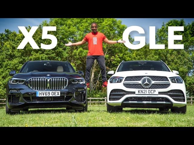 Mercedes GLE vs <em>BMW</em> X5: Which Is The BEST Premium SUV? | 4K