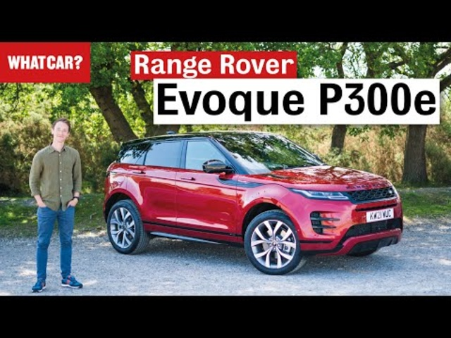 2021 Range Rover Evoque P300e Plug-In Hybrid review – best PHEV?