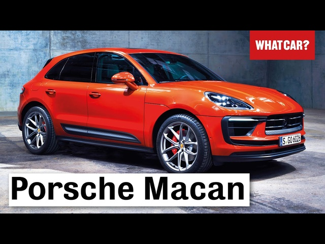 2021 Porsche Macan revealed – more power, new interior, better than ever?   What Car?