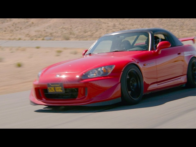 New Track Tires for <em>Honda</em> S2000 | MotorTrend x Continental Tire Home Delivery Ep. 2