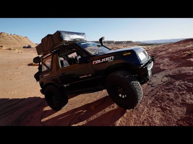 """2021 Overland Adventure 