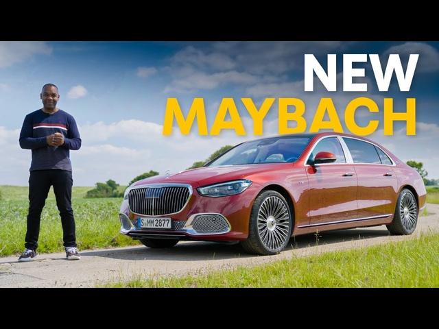 NEW <em>Mercedes</em> Maybach S680: The £200,000, 612hp PINNACLE of Luxury? | 4K