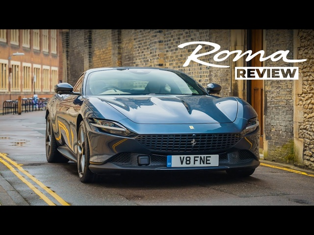 Ferrari Roma: Road Review -Ferrari Fortnight Part 1/5 | Carfection 4K