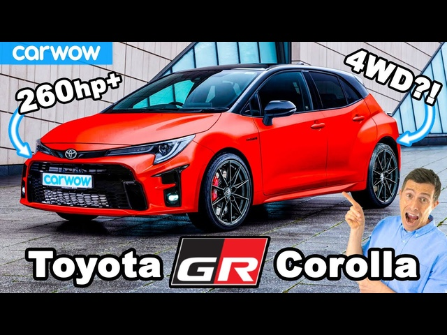 New Toyota GR Corolla -is this the new ultimate hot hatch?