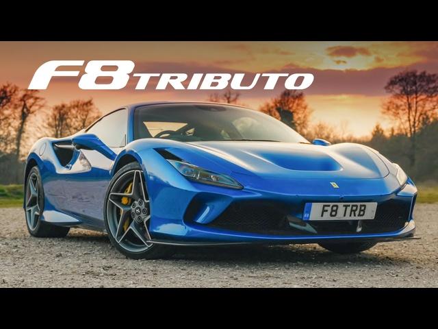 Ferrari F8 Tributo: Praise The Paddle Shift -Ferrari Fortnight Part 2/5 | Carfection 4K