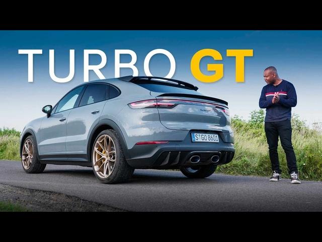 NEW Porsche Cayenne Turbo GT Review: The Urus Destroyer   4K