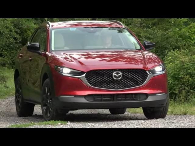 2021 Mazda CX-30 Turbo   Zoom-Zoom 2.0