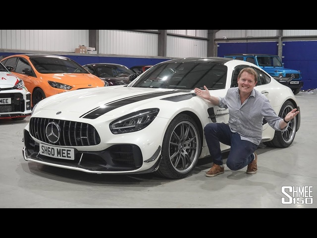 I'm SELLING My AMG GT R Pro! The LAST DRIVE Before it's Gone