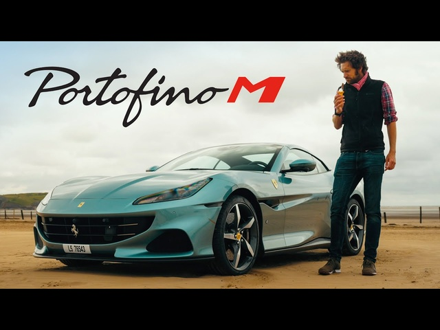 Ferrari Portofino M: Road Review -Ferrari Fortnight Part 3/5 | Carfection 4K