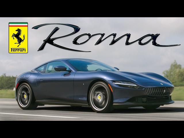 2021 Ferrari Roma Review -STEALTH EXOTIC SUPERCAR