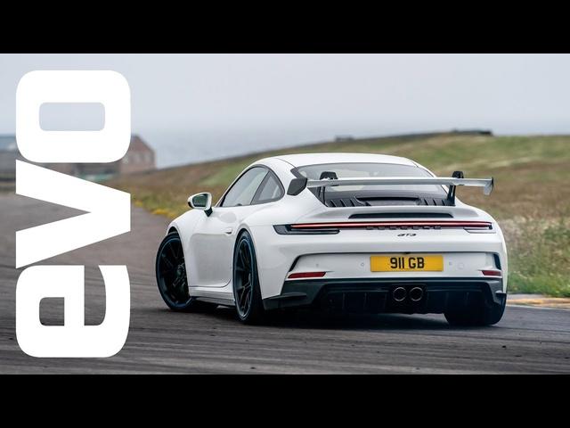 992 Porsche 911 GT3   evo REVIEW