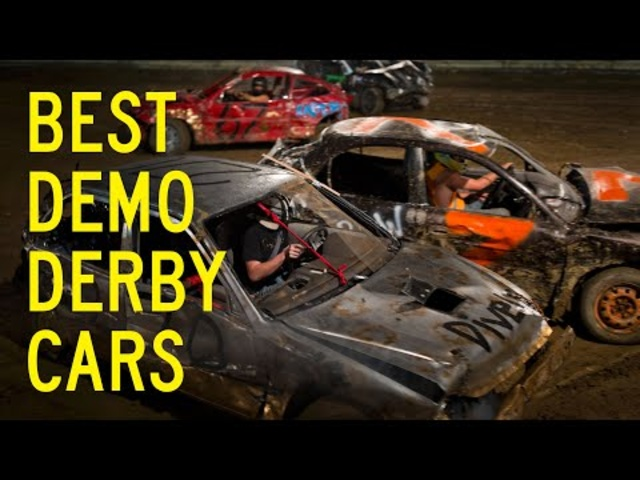 Demo Derby: Window Shop with Car and Driver