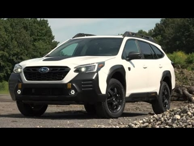 2022 Subaru Outback Wilderness | So Close to Awesome, But...
