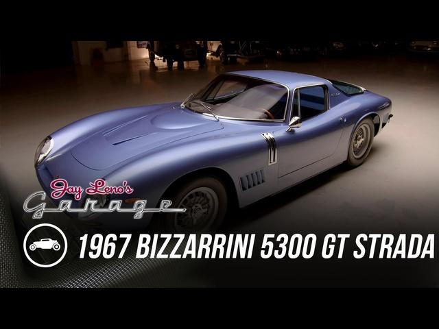 1967 Bizzarrini 5300 GT Strada -Jay Leno's Garage
