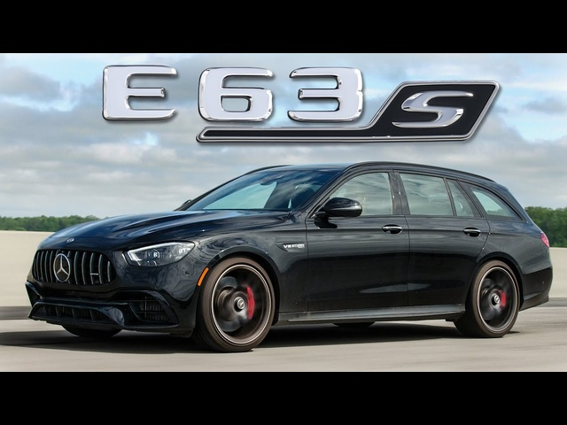 2021 Mercedes-AMG E63S Wagon Review -STILL THE BEST CAR IN THE WORLD!