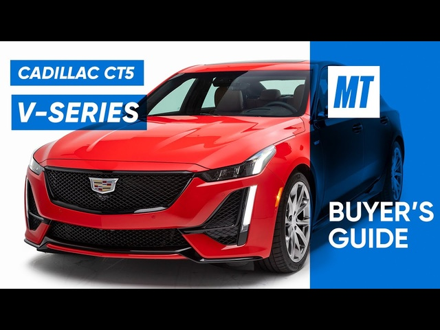 Can the 2021 Cadillac CT5 Compete with <em>BMW</em>? REVIEW | MotorTrend Buyer's Guide