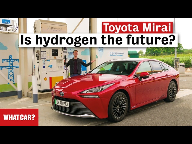 NEW Toyota Mirai in-depth review – hydrogen vs electric cars | What Car?