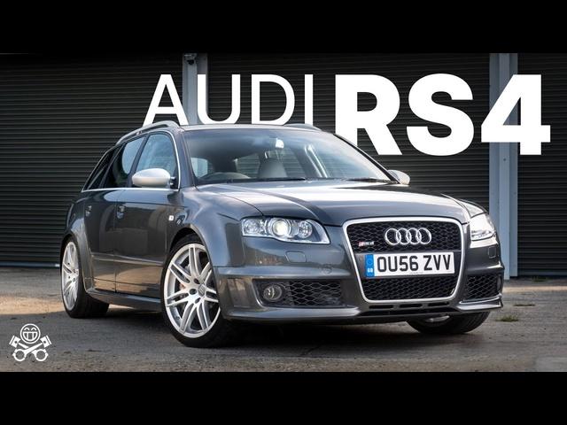 Audi RS4 (B7) | Rise & Drive | PistonHeads
