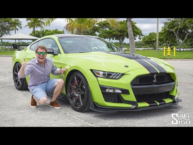 REUNITED with My Shelby GT500 in Miami! NEXT USA PLANS